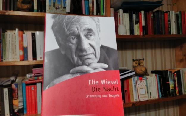 Elie Wiesel Die Nacht Buchuhu